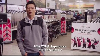 PGA TOUR Superstore TV Spot, 'Latest Goods' Featuring Dustin Johnson, Jon Rahm - Thumbnail 1