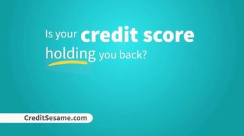 Credit Sesame TV Spot, 'Is Your Score Holding You Back?' - Thumbnail 1