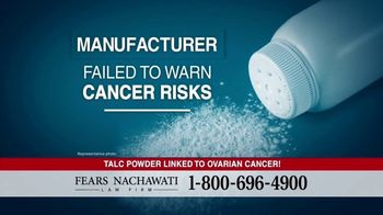 Fears Nachawati TV Spot, 'Ovarian Cancer' - Thumbnail 4