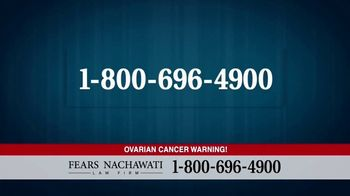 Fears Nachawati TV Spot, 'Ovarian Cancer' - Thumbnail 7