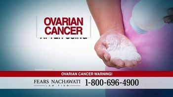 Fears Nachawati TV Spot, 'Ovarian Cancer' - Thumbnail 8