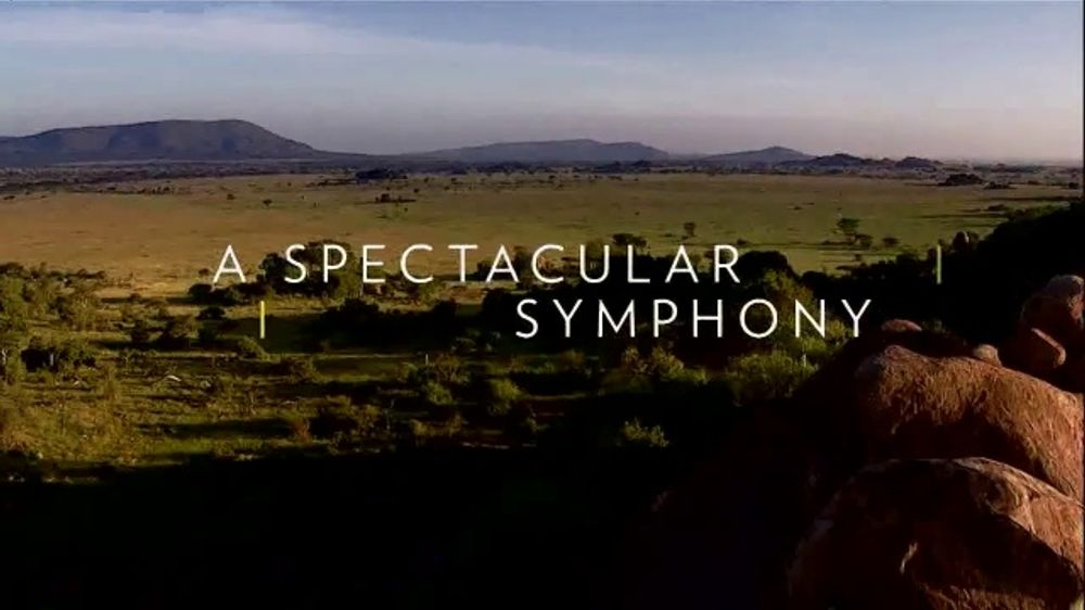 National Geographic Symphony for Our World TV Commercial, '2019 Now on Tour'