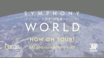 National Geographic Symphony for Our World TV Spot, '2019 Now on Tour' - Thumbnail 10