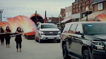 Chevrolet Truck Month TV Spot, 'Official Truck of Real People' [T2]