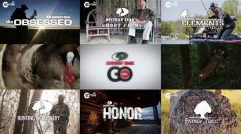 Mossy Oak GO TV Spot, 'Your Favorite Outdoor Content'