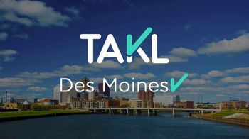 Takl TV Spot, 'Now Live in 100+ Cities Across the U.S.' - Thumbnail 5