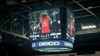 GEICO TV Spot, 'March Madness: Best Seats in the House' - Thumbnail 1