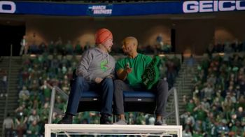 GEICO TV Spot, 'March Madness: Best Seats in the House' - Thumbnail 7