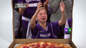Pizza Hut $5 P'Zone TV Spot, 'Cure Your March Madness Sadness' - Thumbnail 2