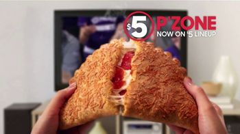 Pizza Hut $5 P'Zone TV Spot, 'Cure Your March Madness Sadness' - Thumbnail 6
