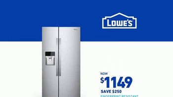 Lowe's TV Spot, 'Happy Hunting: Whirlpool Refrigerator' - Thumbnail 10