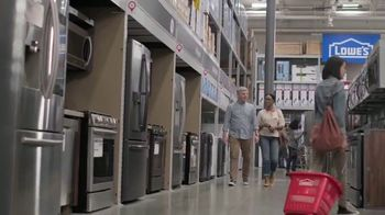 Lowe's TV Spot, 'Happy Hunting: Whirlpool Refrigerator'