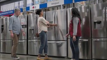 Lowe's TV Spot, 'Happy Hunting: Whirlpool Refrigerator' - Thumbnail 5