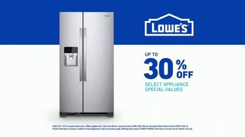 Lowe's TV Spot, 'Happy Hunting: Whirlpool Refrigerator' - Thumbnail 8
