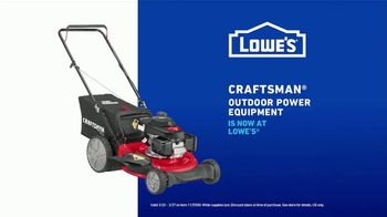 Lowe's TV Spot, 'Do It Wright Playbook: Craftsman Gas Mower' Featuring Jay Wright - Thumbnail 5