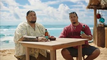 Kona Brewing Company Big Wave Golden Ale TV Spot, 'Little Vacation'