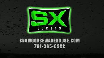 SX Decoy TV Spot, 'Snow Goose Decoys' - Thumbnail 10