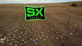 SX Decoy TV Spot, 'Snow Goose Decoys' - Thumbnail 2