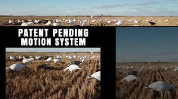 SX Decoy TV Spot, 'Snow Goose Decoys' - Thumbnail 4