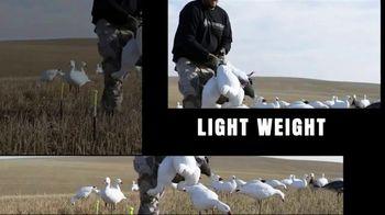 SX Decoy TV Spot, 'Snow Goose Decoys' - Thumbnail 6