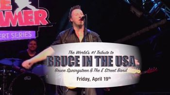Atlantis Casino Resort Spa TV Spot, 'Bruce in the USA'