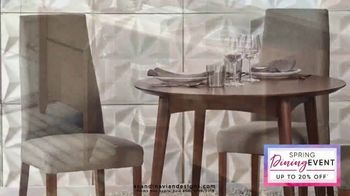 Scandinavian Designs Spring Dining Event TV Spot, 'From Casual to Formal' - Thumbnail 3
