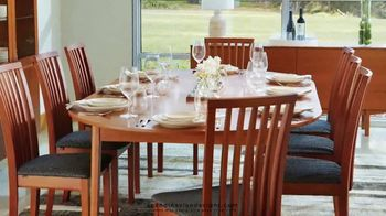 Scandinavian Designs Spring Dining Event TV Spot, 'From Casual to Formal' - Thumbnail 7