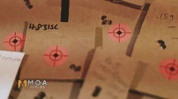 M-O-A Rifles TV Spot, 'Revolutionize an Entire Industry'