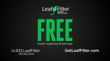 Leaf Filter TV Spot, 'Homeowners and the Benefits of LeafFilter' - Thumbnail 10
