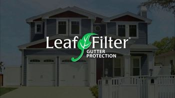 Leaf Filter TV Spot, 'Homeowners and the Benefits of LeafFilter'