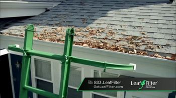 Leaf Filter TV Spot, 'Homeowners and the Benefits of LeafFilter' - Thumbnail 4