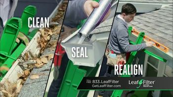 Leaf Filter TV Spot, 'Homeowners and the Benefits of LeafFilter' - 5969 commercial airings