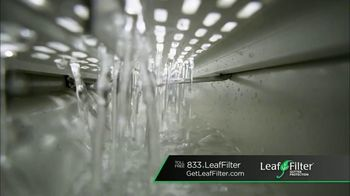 Leaf Filter TV Spot, 'Roof to Foundation' - Thumbnail 7