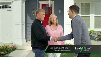 Leaf Filter TV Spot, 'Homeowners and the Benefits of LeafFilter' - Thumbnail 8