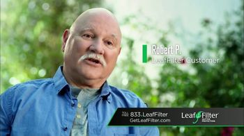 Leaf Filter TV Spot, 'Homeowners and the Benefits of LeafFilter' - Thumbnail 9