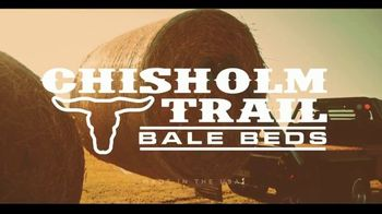 C5 MFG Chisholm Trail Bale Bed TV Spot, 'Bale & Dump Bed in One' - Thumbnail 1