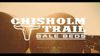 C5 MFG Chisholm Trail Bale Bed TV Spot, 'Bale & Dump Bed in One' - 63 commercial airings