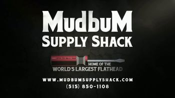 MudbuM Supply Shack TV Spot, 'Outtakes' - Thumbnail 9