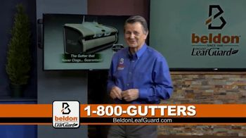 Beldon LeafGuard $99 Installation Sale TV Spot, 'To-Do List'