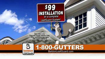 Beldon LeafGuard $99 Installation Sale TV Spot, 'To-Do List' - Thumbnail 6