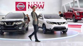 Nissan Now Sales Event TV Spot, 'Award-Winning Lineup: Rogue' [T2]