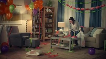 Lysol Disinfecting Wipes TV Spot, 'Nickelodeon Kids' Choice Awards Party' - Thumbnail 1