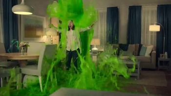 Lysol Disinfecting Wipes TV Spot, 'Nickelodeon Kids' Choice Awards Party' - Thumbnail 6