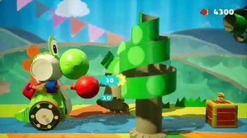 Yoshi's Crafted World TV Spot, 'Flip Into a New Adventure' - 1137 commercial airings