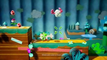 Yoshi's Crafted World TV Spot, 'Flip Into a New Adventure' - Thumbnail 2