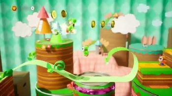 Yoshi's Crafted World TV Spot, 'Flip Into a New Adventure'