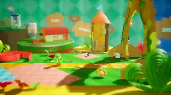 Yoshi's Crafted World TV Spot, 'Flip Into a New Adventure' - Thumbnail 5