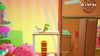 Yoshi's Crafted World TV Spot, 'Flip Into a New Adventure' - Thumbnail 6