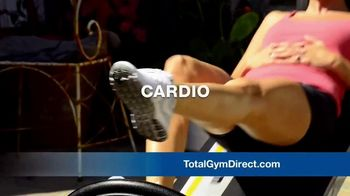 Total Gym TV Spot, 'Get Results' Featuring Chuck Norris, Christie Brinkley