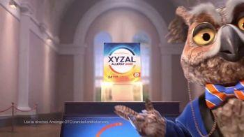 XYZAL Allergy 24HR TV Spot, 'How Does XYZAL Compare?' - Thumbnail 4